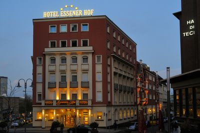 Hotel TOP CCL Hotel Essener Hof