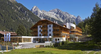 Hotel Alplenresidenz Anterselva