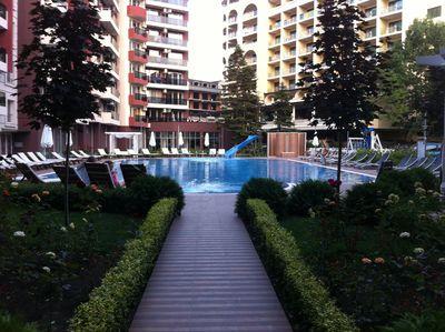 Aparthotel Admiral Plaza Hotel
