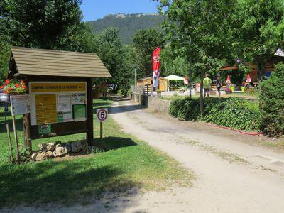 Camping Moulin de la Galiniere