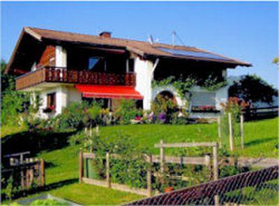 Appartement Ferienwohnung Haus Barbara