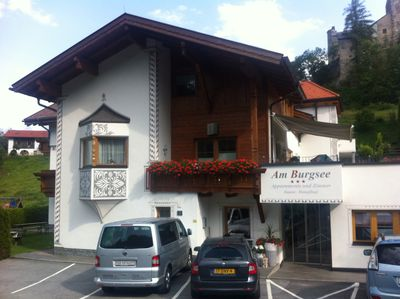 Appartement Am Burgsee