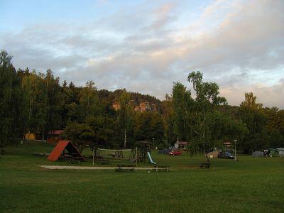 Camping Prihrazy