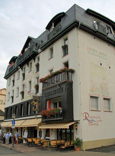 Hotel Rheinhotel Lamm