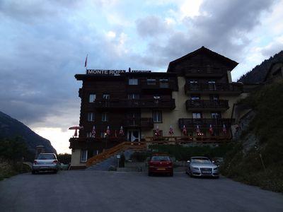 Hotel Monte Rosa- Ristorante Pane e Vino