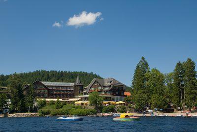 Hotel Treschers Schwarzwaldhotel am See