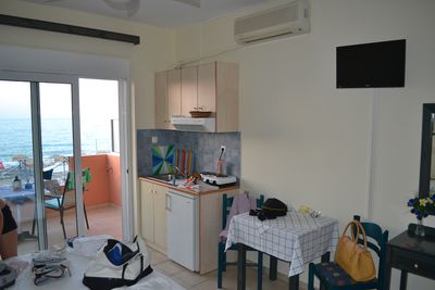 Appartement Katerina Seaside Rooms