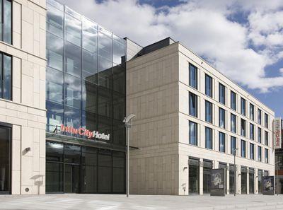Hotel InterCityHotel Dresden