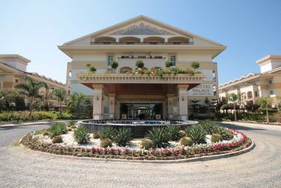Hotel Crystal Palace Resort