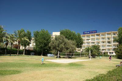 Aparthotel Zafiro Tropic