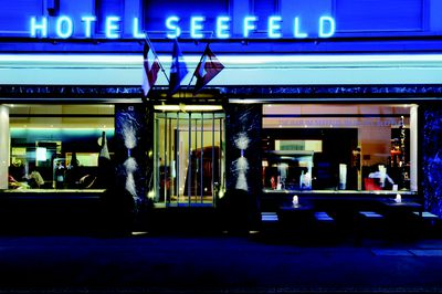 Hotel Sorell Hotel Seefeld