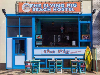 Hostel The Flying Pig Beach