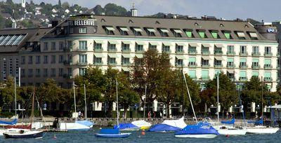 Hotel Steigenberger Hotel Bellerive au Lac