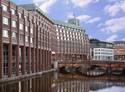 Hotel Steigenberger Hotel Hamburg