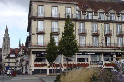 Hotel Normotel La Marine