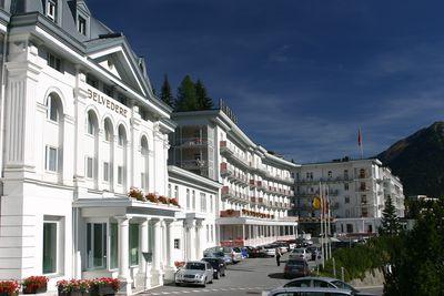 Hotel Steigenberger Grandhotel Belvédère