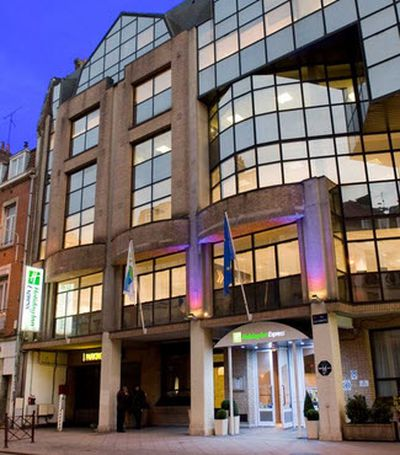 Hotel Express by Holiday Inn Lille