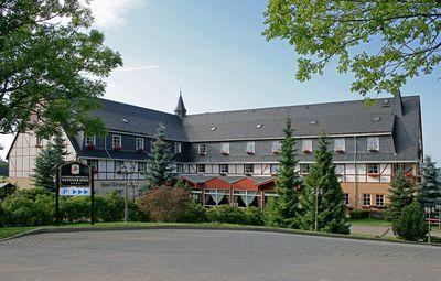 Hotel Panorama Berghotel Wettiner Höhe