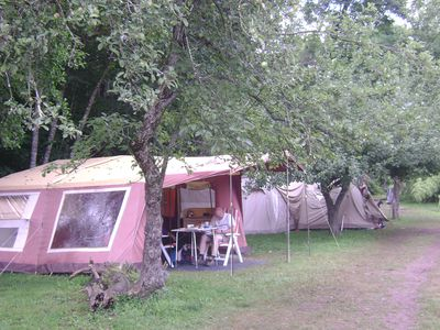 Camping Moulin Begeot