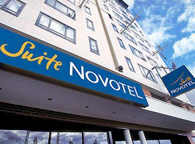 Hotel Novotel Suites Paris Montreuil Vincennes
