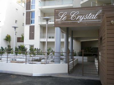 Appartement Le Crystal