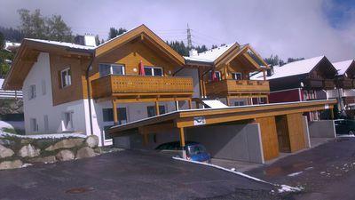 Appartement Haus Klein Rosental