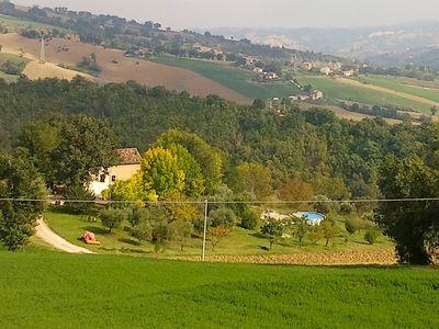 Camping Agriturismo Villa Valente -  Minicamping Le Marche