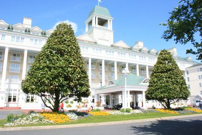 Hotel Disney's Newport Bay Club