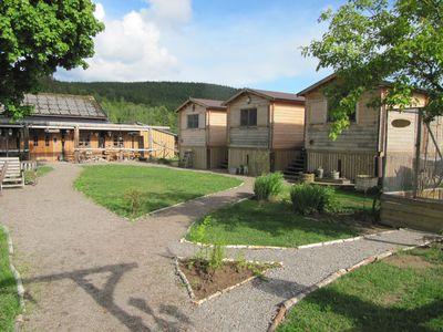Vakantiehuis Sun Dance Ranch