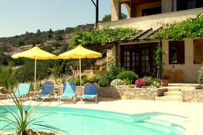 Vakantiehuis Spiti Mas (Ons Huis)