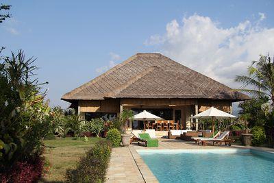 Villa Kundalini Beach houses
