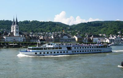 (Cruise)schip MPS Horizon