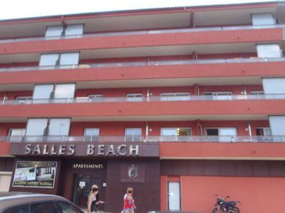 Appartement Sallés Beach