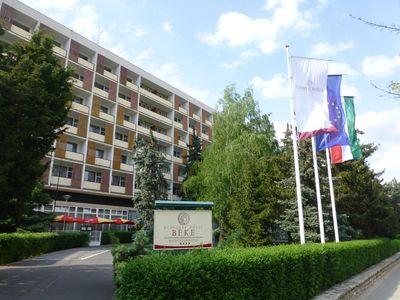 Hotel Hunguest Béke
