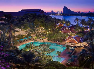 Hotel Anantara Bangkok Riverside Resort &Spa