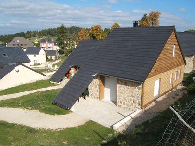 Vakantiepark Les Chalets de l'Aubrac