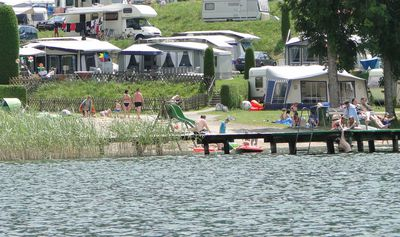 Camping Terrassencamping Ossiacher See