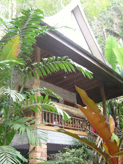 Bungalow Ao Nang Cliff View Resort