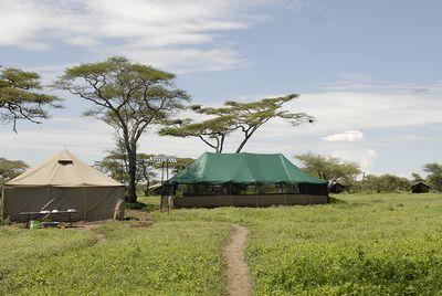 Camping Ndutu Wilderness Camp