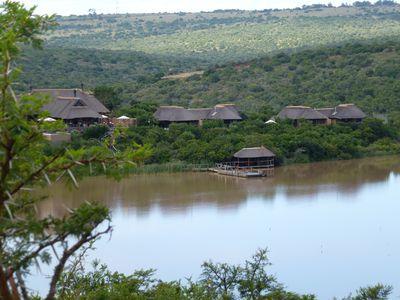 Lodge Pumba Private Game Reserve