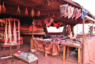 Camping Wadi Rum Galaxy Camp
