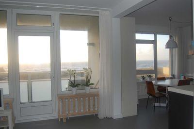 Appartement Ory aan Zee
