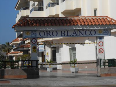 Aparthotel Oro Blanco
