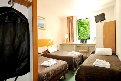 Hotel Balladins Cergy St. Christophe