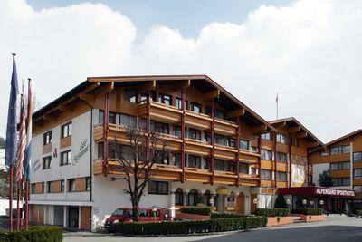 Hotel Sporthotel Alpenland