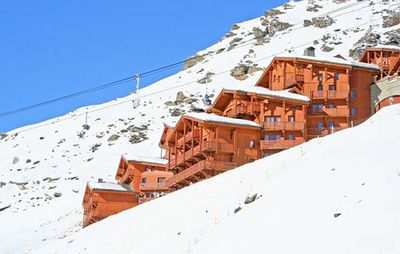 Appartement Les Balcons de Val Thorens & Spa