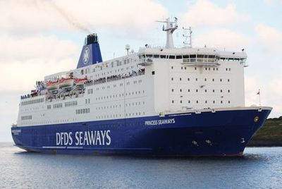(Cruise)schip DFDS Seaways