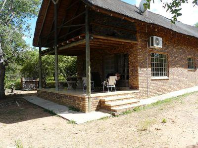 Lodge Crocodil River Game Lodge / Ons Plaas