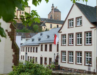 Vakantiehuis Alte Schule Malberg II
