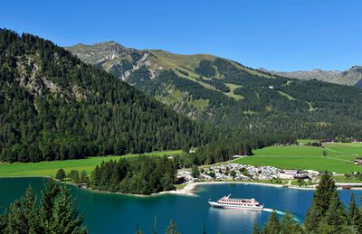 Camping Alpencaravanpark Achensee